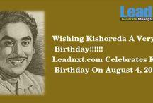 KISHOREKUMAR 85th Birth Anniversary