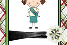 girl scout / by Virginia Colvin