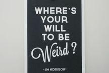 Weird and Wacky / by Kathy Bradfield-Phillips