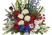 Evalyn's Sympathy Flowers