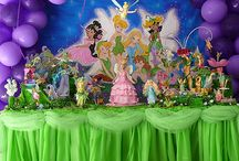 Tinkerbell Party / by Denise