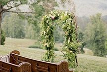 Ceremony & arches ideas