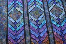 quilting / by Sue Sanders