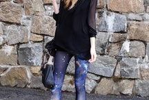 How to wear: printed legging