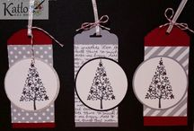 Christmas bookmark ideas