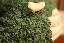 Crochet - luvas
