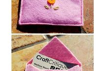 Crafting: Gifts to Make, Bake, and Grow / All presents must be handmade. / by Julie Finn