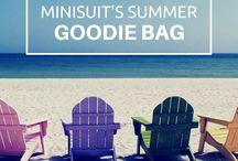 Minisuit Goodie Bag