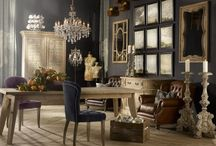 French Inspired Interior Decor