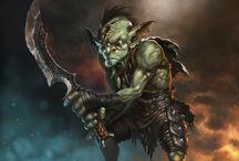 ⚔ Goblin • Male
