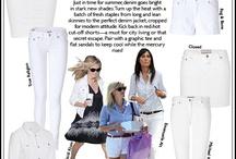 White Heat Trend / by Fashion LoveStruck
