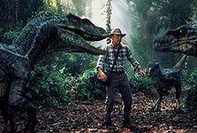 Dinosaurios en el cine / Imágenes que más nos gustan de dinos en el séptimo arte.