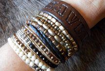 Leather Cuffs / Leather Cuffs
