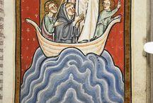 Codex illuminated manuscript