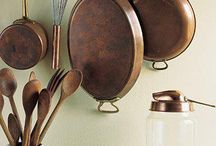 Fancy Cookware and Utensils / Collecting dream cookware from around the world.