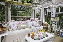 ~ Home ~ Conservatory ~
