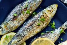 poissons crus poissons cuits