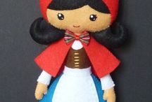 Cappuccetto Rosso Plush