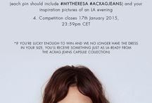 mytheresa.com x Alexa AG Jeans / #MYTHERESA #ACXAGJEANS