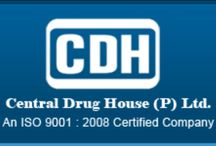 About CDH- Central Drug House Pvt. Ltd