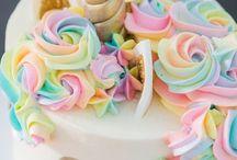 Lucia bday cake