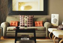 Decor for Small Spaces / by They Call Me Mummy