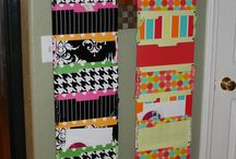 Crafts & Craft Storage Organization Ideas / An array of great DIY craft projects, and organization ideas for your favorite hobby!