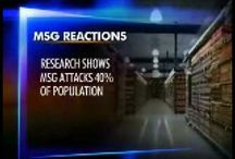 Dangers of MSG