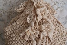 Сумки крючком / Вязание