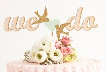For Your Wedding Cake / by Ashley Lindzon