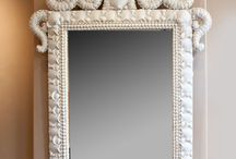 Sea shell mirrors / by Sonya Hey-Jackson