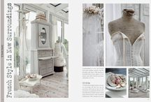 Vintage Paint ispirazioni shabby french