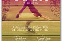 yoga invites