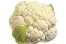 Cauliflowers recipes