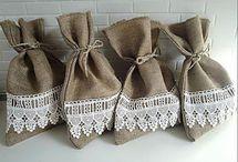 bolsas de arroz para boda