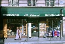 Magasins et boutiques / by Jean-Charles Blondea
