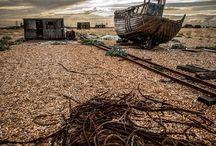 Sitios abandonados