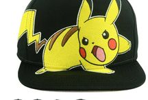 Pokémon Go! / We know you gotta catch 'em all, but grab an official Pokémon product, and custom hats while you're hunting down that Pikachu at Lids.com!