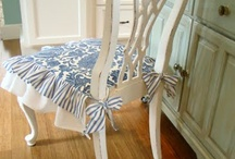 Blue and White / by Beverly Ladd