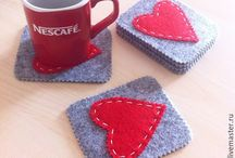 felt crafts ideas