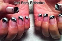 Nail Art by Gail Eddy / by Gail Eddy