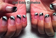 Nail Art by Gail Eddy / by Gail Eddy Esthetics