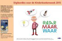 schoolthema: kinderboekenweek 2015