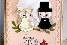 Cards--Owls