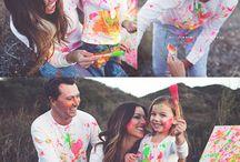 Family photos  / by Rachel Lugo