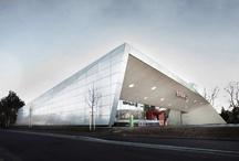 architecture / by Takashi Yoshida