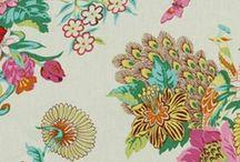 colorfull fabrics