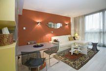 Interior design - Jednoizbový byt v EUROVEA