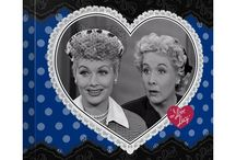 Lucy and Ethel Best Friends / Like Batman and Robin, macaroni and cheese, yin and yang, Lucy and Ethel are the ultimate pair.  Check out some of our Lucy and Ethel products that you can find at LucyStore.com