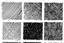 Sketching textures